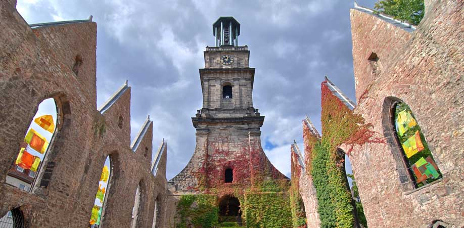 Ruine Hannover